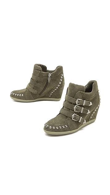Ash Bobos Wedge Sneakers