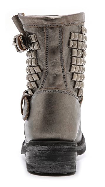 Ash Titan Studded Boots
