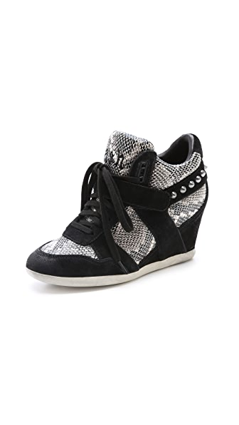 Ash Bisou Wedge Sneakers