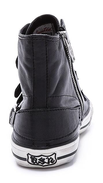 Ash Virgin 4 Buckle Sneakers