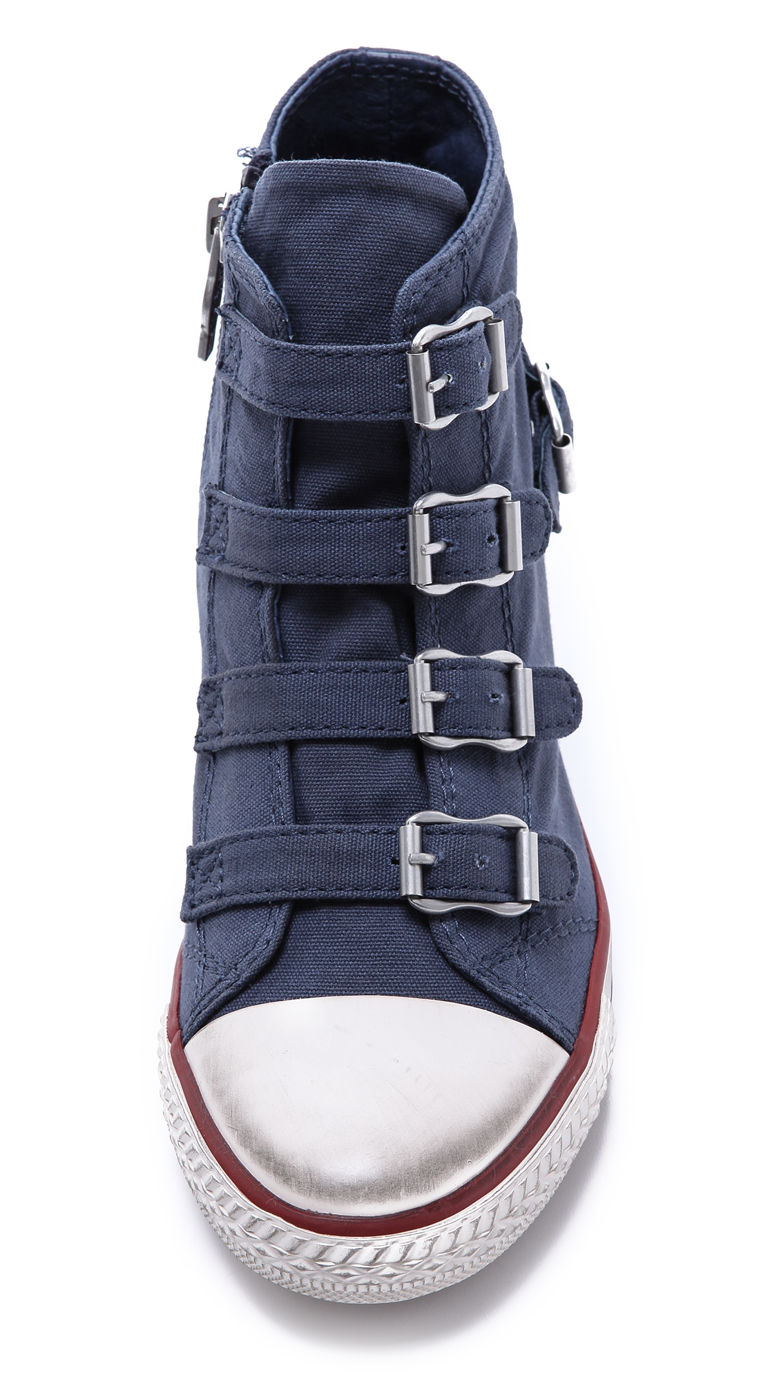6c2a5e9f6c9 Ash Genial Bis Wedge Sneakers
