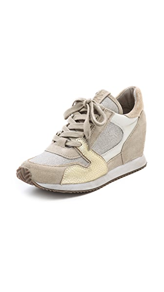 Ash Dean Wedge Sneakers