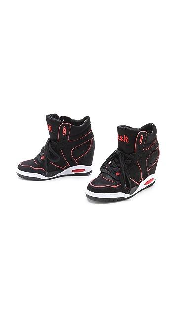 Ash Best Wedge Sneakers