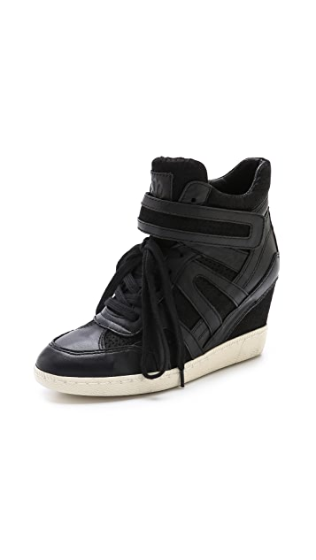 Ash Beck Bis Wedge Sneakers