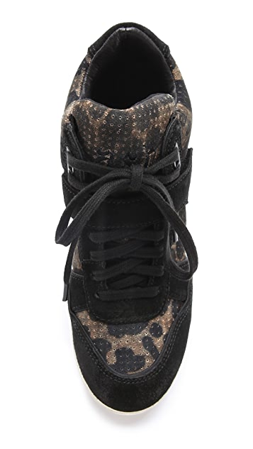 Ash Bisou Bis Wedge Sneakers