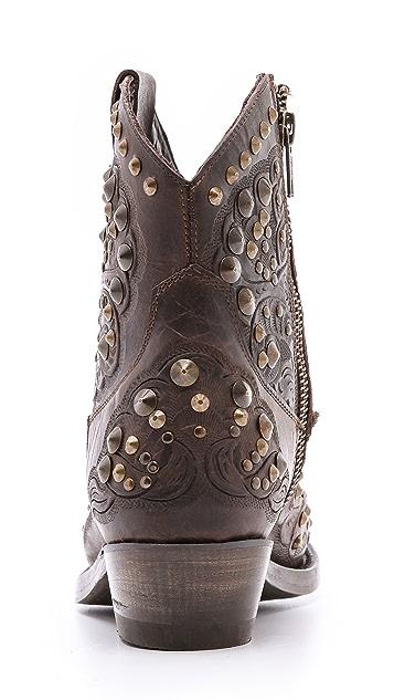 Ash Kendra Western Booties