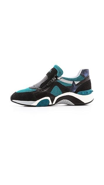 Ash Hop Zipper Jogger Sneakers