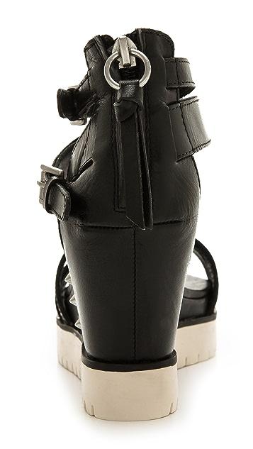 Ash Penelope Sneaker Sandals