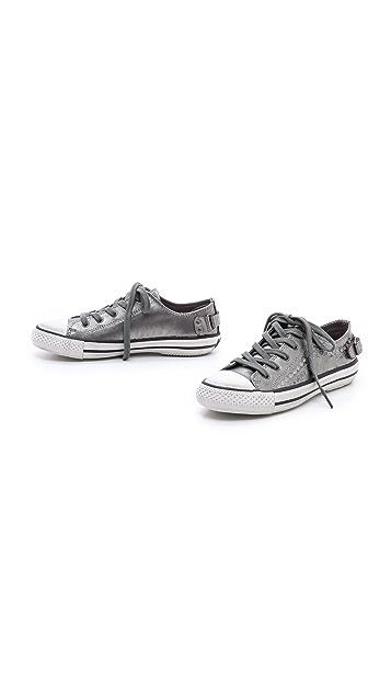 Ash Virgo Metallic Sneakers