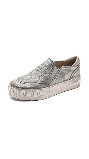 Ash Jungle Slip On Sneakers