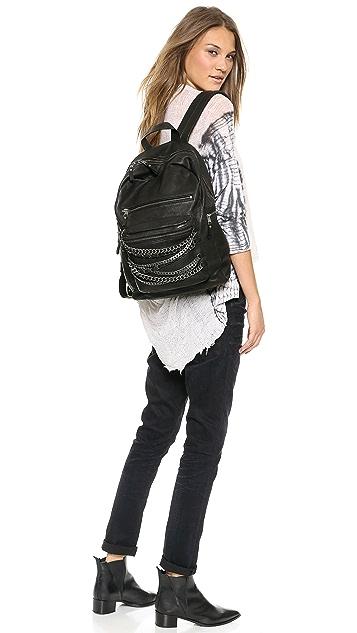 Ash Chain Backpack