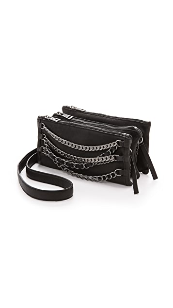 Ash Chain Cross Body Bag