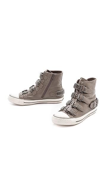 Ash Vodka High Top Sneakers