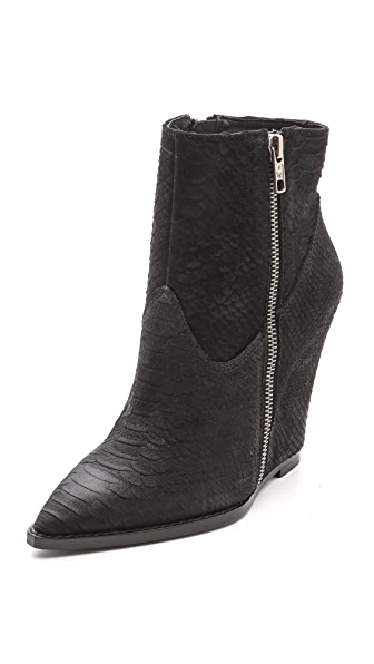 Ash Julie Wedge Booties
