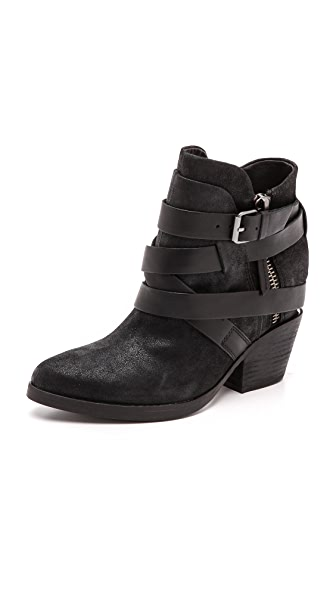 Ash Manhattan Hidden Wedge Booties