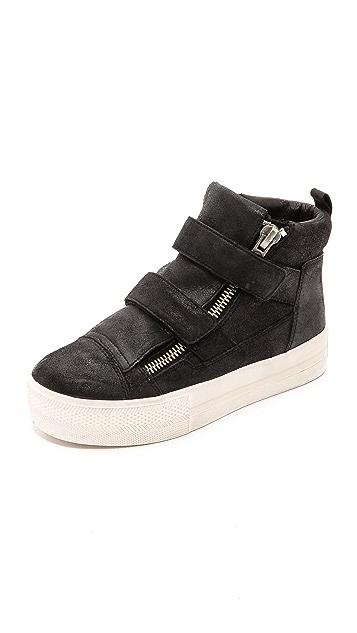 Ash Jump High Top Sneakers