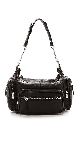 Ash Sky Hobo Bag
