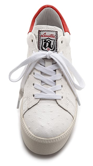 Ash Cult Ostrich Sneakers