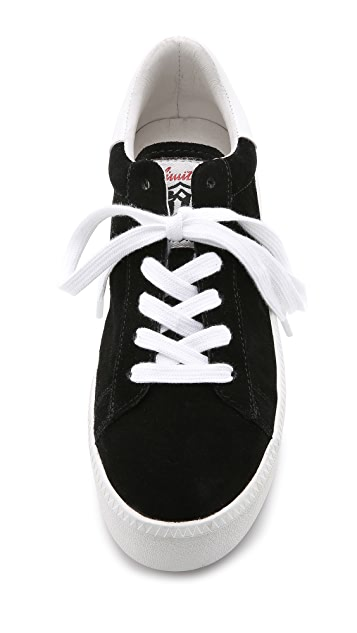 Ash Cult Lace Up Sneakers