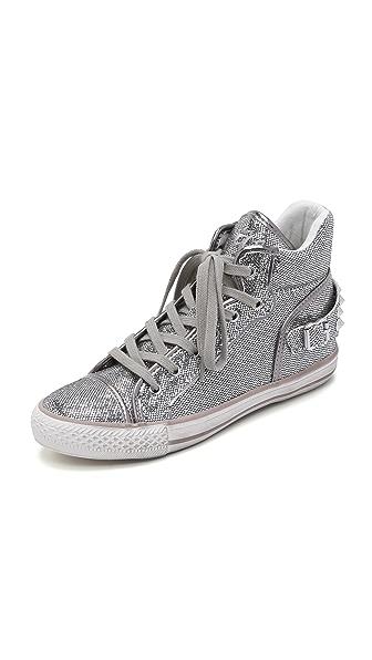 Ash Vertigo Glitter High Top Sneakers