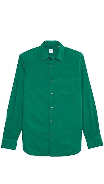 Aspesi Micro Cord Shirt