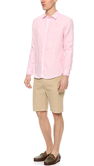 Aspesi Twill Shorts
