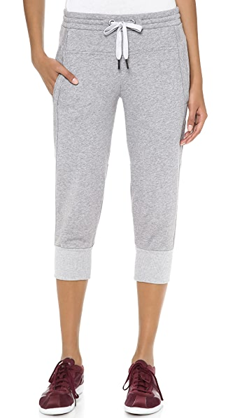 adidas by Stella McCartney 3/4 Sweatpants