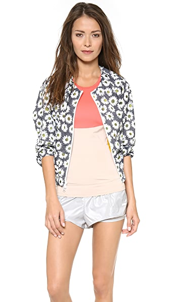 adidas by Stella McCartney Cropped Running Jacket