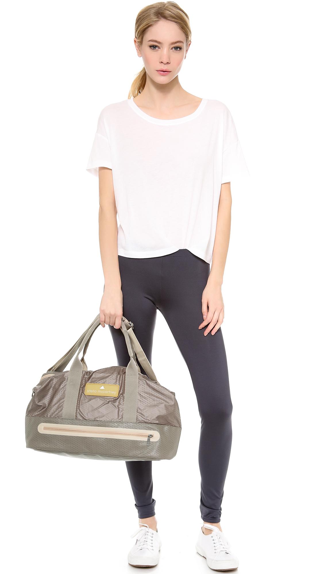 96ca2d8ef3b8 adidas by Stella McCartney Small Sports Bag