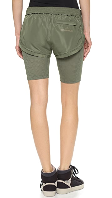 adidas by Stella McCartney Running Long Shorts