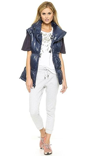adidas by Stella McCartney Weekender Gilet Vest