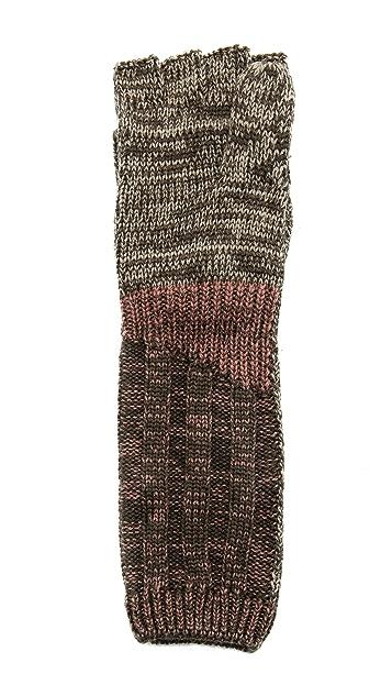 adidas by Stella McCartney Knit Running Gloves