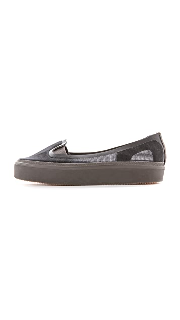 adidas by Stella McCartney Plimsole Flats