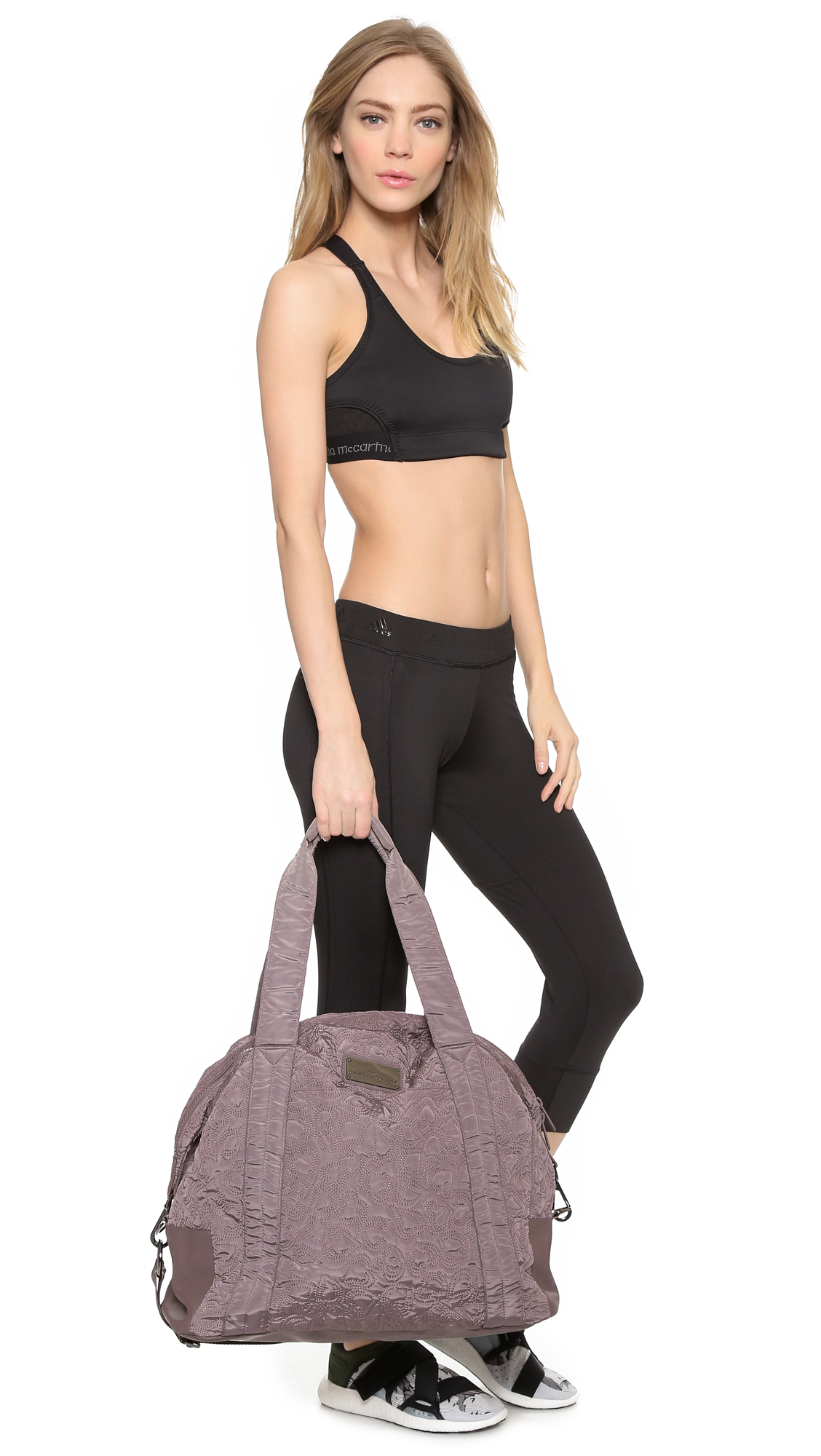 Adidas By Stella McCartney Oversized Gym Bag