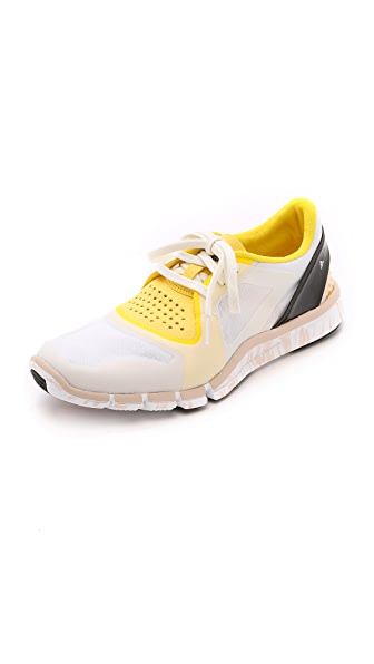 Shop adidas by Stella McCartney online and buy Adidas By Stella Mccartney Adipure Sneakers White Vapor/Raven/Yolk shoes online