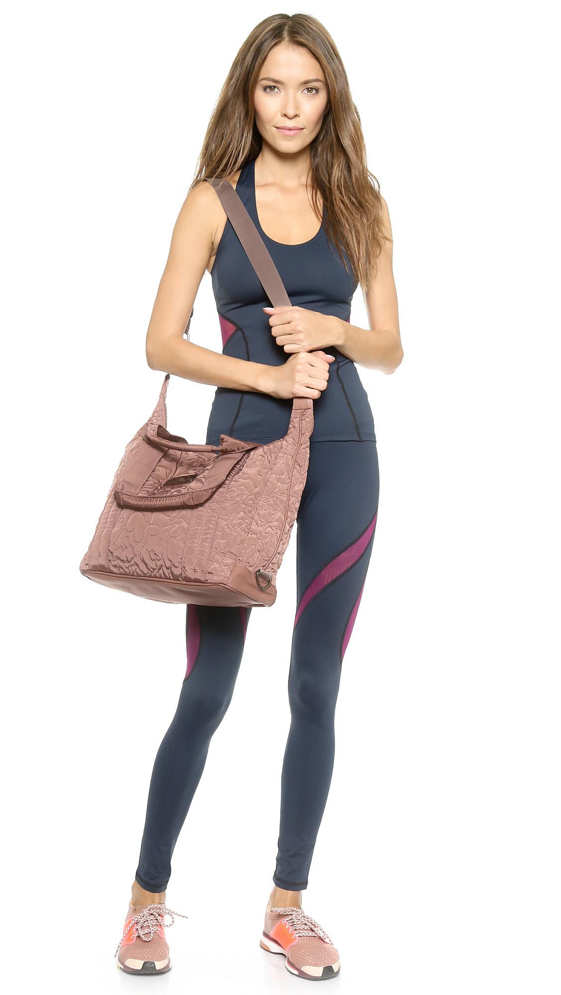 52dcc24ceba4 adidas by Stella McCartney Small Gym Bag