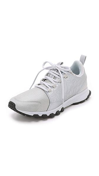 Adidas By Stella Mccartney Adizero Xt Sneakers - Reflective Silver/Eggshell