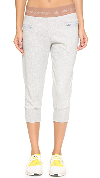 adidas by Stella McCartney Essential 3/4 Sweat Pants