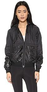 Run Climastorm Jacket                adidas by Stella McCartney