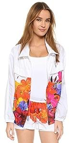 Run Blossom Jacket                adidas by Stella McCartney