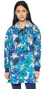 Run Blossom Pullover Jacket                adidas by Stella McCartney