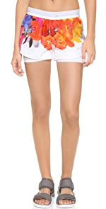 Run Blossom Shorts                adidas by Stella McCartney