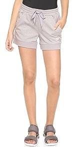 Essentials Knit Shorts                adidas by Stella McCartney