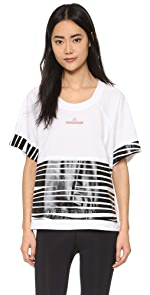 Essentials Zebra Tee                adidas by Stella McCartney
