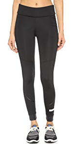 The Performance Fold Over Leggings                adidas by Stella McCartney