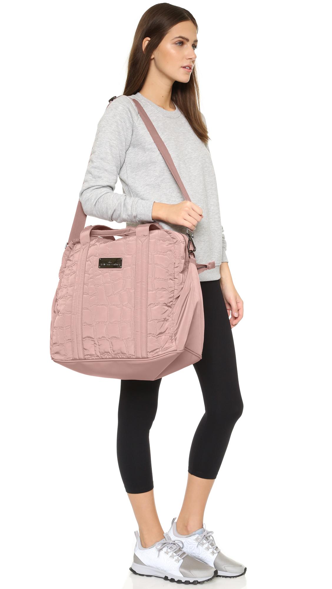fabc6bb22c adidas by Stella McCartney Essentials Bag