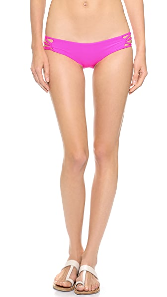 ACACIA SWIMWEAR La Rivera Hipster Bikini Bottoms