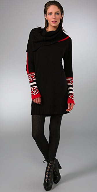 ALICE by Temperley Hesta Sweater Dress