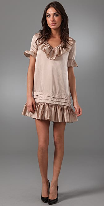 ALICE by Temperley Mini Gazelle Dress