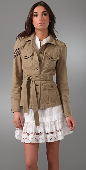 ALICE by Temperley Sand Jacket